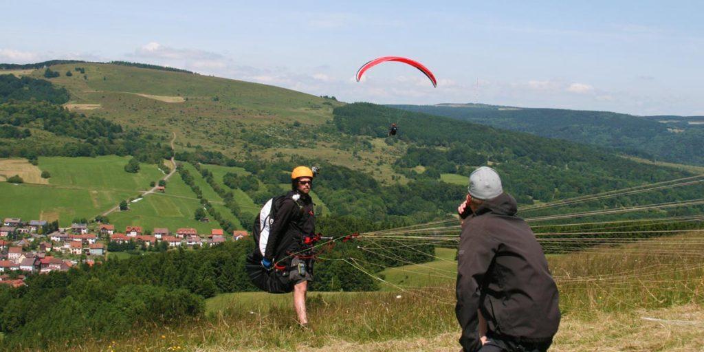 Arnsberg Paragliding