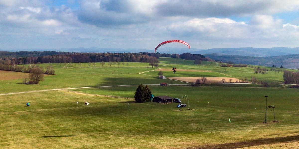 Heubach Paragliding